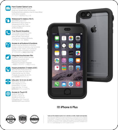 catalyst 174 for iphone 6 plus technical specifications catalyst lifestyle