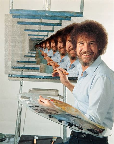 bob ross painting in photoshop a twilight language thread