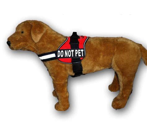 puppy in vest service vest harness malinois german shepherd all sizes ebay