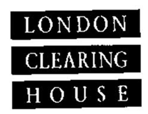 insurance clearing house london clearing house trademark of london clearing house limited the serial number