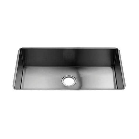 Julien Kitchen Sinks Julien J7 3915 Undermount 16 Stainless Steel Single Bowl Kitchen Sink 30 X16 Quot X8