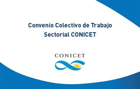 convenio colectivo de trabajo cuba convenio colectivo de trabajo sectorial conicet conicet