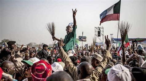 nigeria ranked 22nd most democratic country in africa 108 in the world politics nigeria