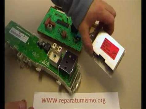 tarjetas electronicas de lavadoras reparacion placas electronicas de electrodomesticos