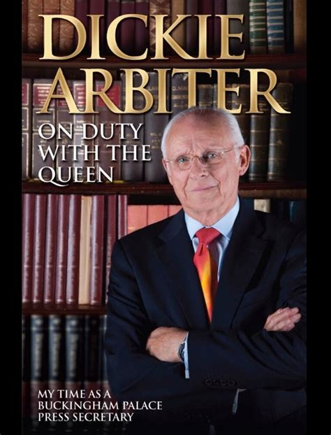 launch of dickie arbiter s book on duty dickie arbiter mirror online