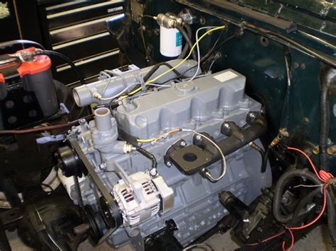 Painting 5 3 Engine by Larry S Kubota Diesel The Cj2a Page Forums Page 3
