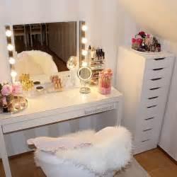 Vanity Organisation Die Besten 25 Schminktisch Ikea Ideen Auf Pinterest