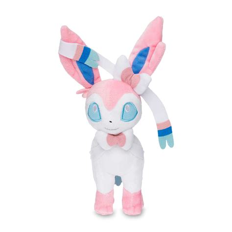stuffed animal sylveon pok 233 mon plush pok 233 mon center original