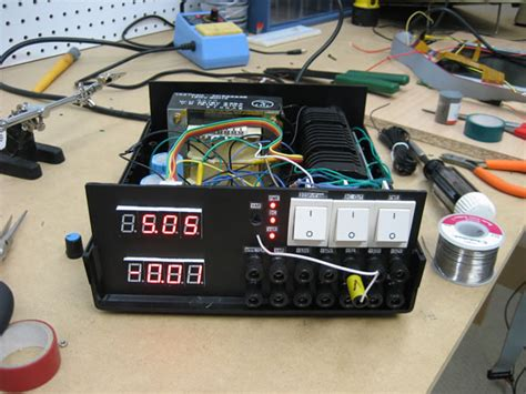 bench power supply diy circuit zone com electronic projects electronic