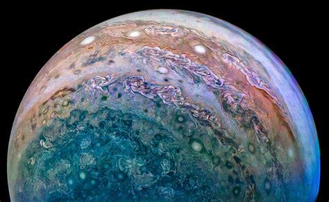nasa jupiter images nasa s juno orbiter delivers spectacular new photos of