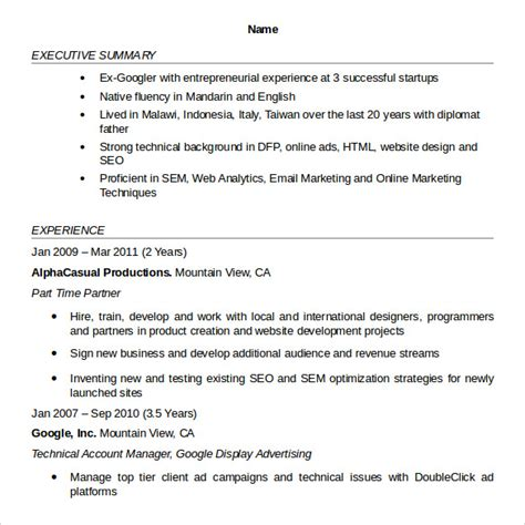 sle account manager resume 12 free documents in pdf word