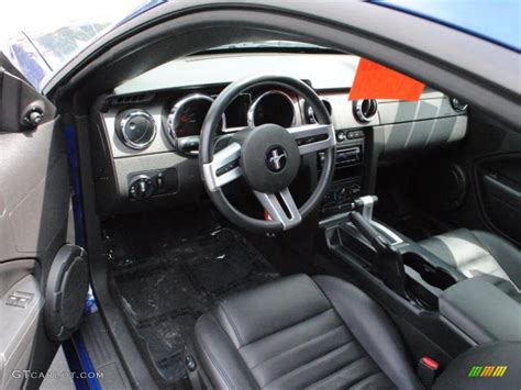 2006 Ford Mustang Gt Interior by Black Interior 2006 Ford Mustang Gt Premium Coupe Photo