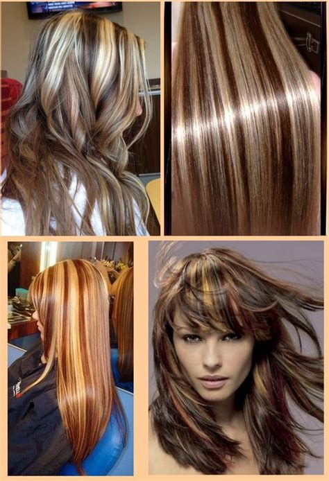 blond highlights 2014 highlights and lowlights for brown hair