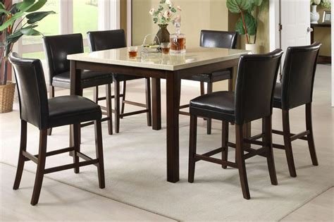 high tables and stools for the kitchen kitchen astounding high kitchen table with stools the