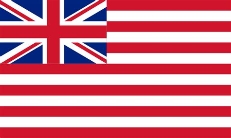 Monarky Indonesia 47 the 13 united colonies flag vexillology