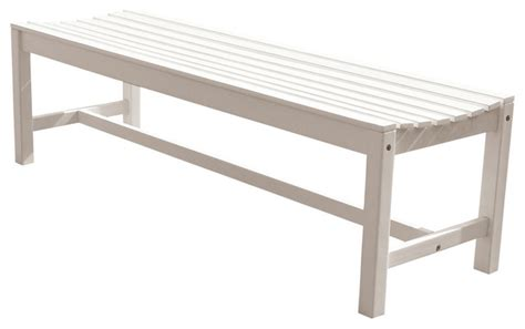 eco friendly benches bradley eco friendly backless outdoor wood garden bench