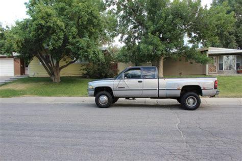 1997 dodge ram 2500 turbo diesel 3b7mf33d0vm592522 1997 dodge ram 2500 3500 cummins 5 9