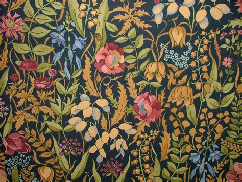 William Morris Upholstery Fabric by Cotswold Cotton Curtain Upholstery Quilting Fabric