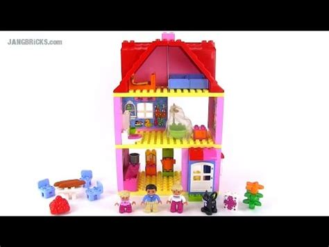 lego duplo haus 10505 lego duplo play house reviewed set 10505