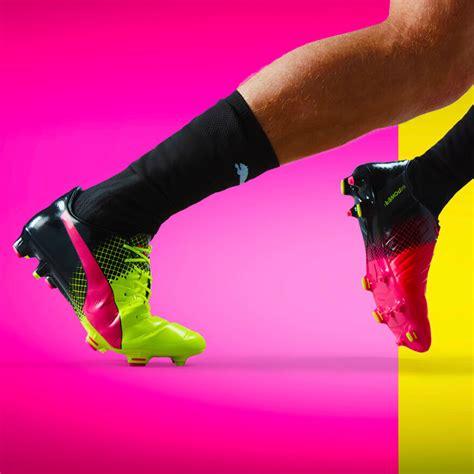Sepatu Bola Tricks sepatu bola evopower 1 3 tricks fg pink glo safety