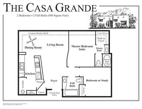 exceptional house plans with guest house 14 guest house exceptional small adobe house plans 1 small casita floor