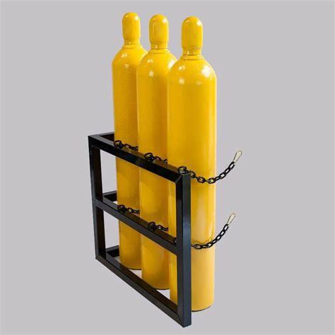 Gas Cylinder Storage Racks by 3d1w L Gas Cylinder Storage Rack Certified Sales