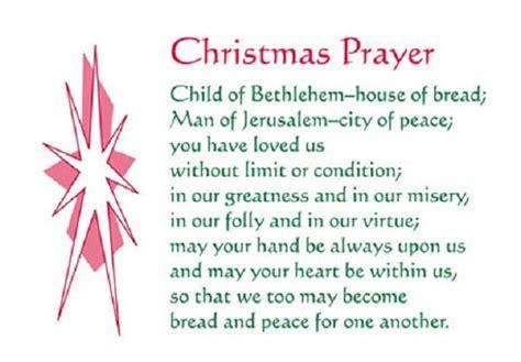 christmas prayer prayers pinterest