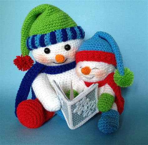 amigurumi pattern reading pdf crochet pattern for reading snowman english only