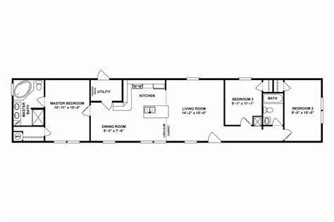 18 x 80 mobile home floor plans 16x80 mobile home floor plans new single wide mobile homes