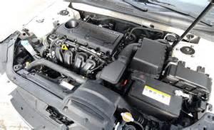 2008 Hyundai Sonata Engine Car And Driver