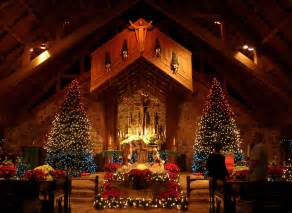 christmas images church scenes at christmas hd wallpaper