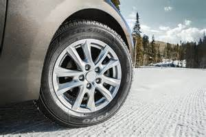 Car Tires Review 2015 Toyo S Celsius Plans To One Up All Season Tires Tire