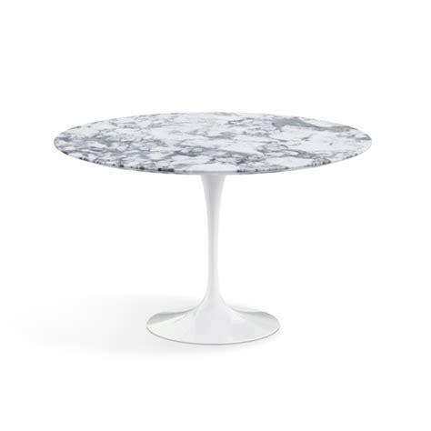 le meilleur du design table ronde saarinen marbre knoll eero saarinen