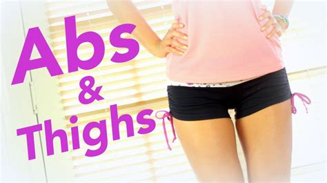 4 and one month to toned thighs 1000 ideas about toning thighs on thighs