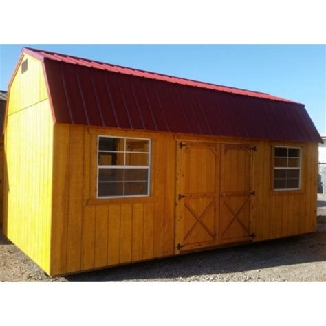 10 X 20 Sheds For Sale by 23 10x20 Side Lofted Barn Cache Valley Sheds