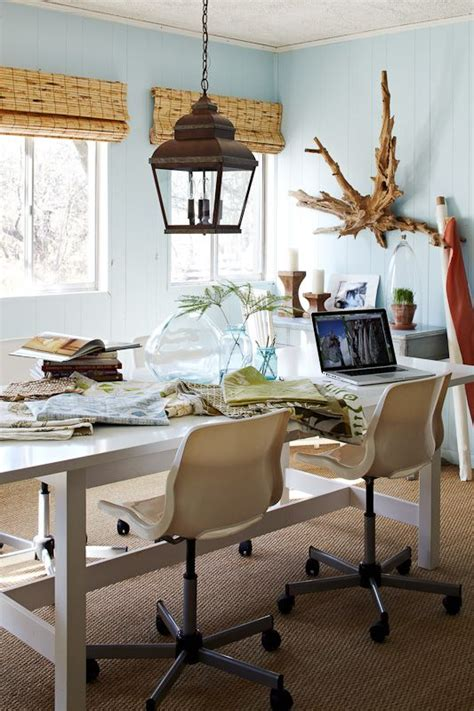 beach inspired home decor 23 beach inspired home office designs digsdigs