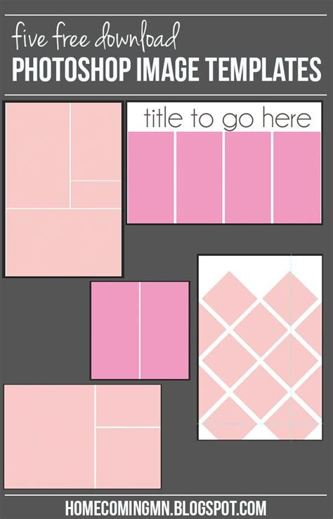templates for photoshop how to create a photoshop image template and free