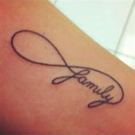 infinity family tattoo designs 20 infinity tattoos tattoofanblog