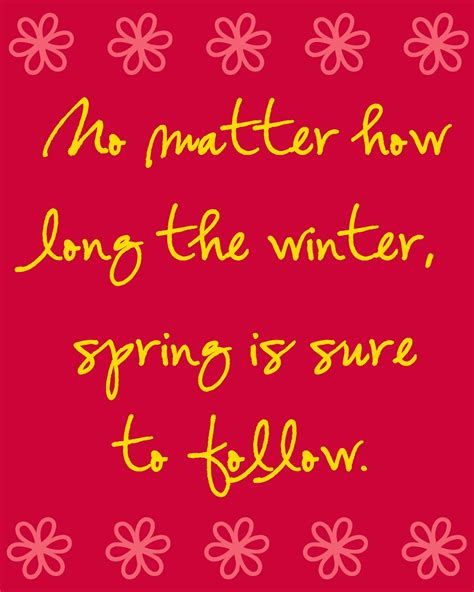 printable spring quotes redirecting