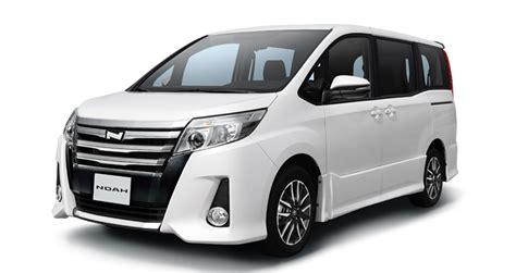 Toyota Noah Mini Review 2015 Autos Post