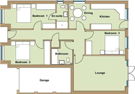 3 Bed Bungalow Plans by 3 Bedroom Bungalow For Sale In Clayton Road Clayton
