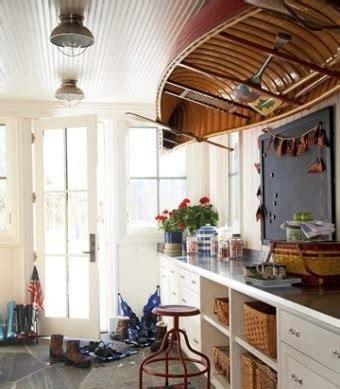Garage Mudroom Designs idee e consigli su come arredare una casa al mare la