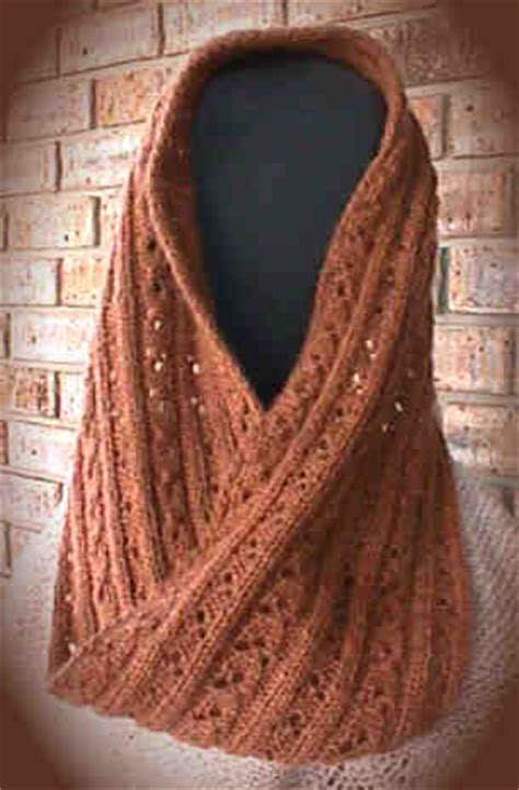 how to knit a moebius scarf soft cables moebius infinity scarf moebius knitting pattern