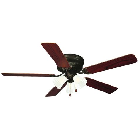 design house ceiling fans design house 153411 millbridge 52 quot hugger ceiling fans