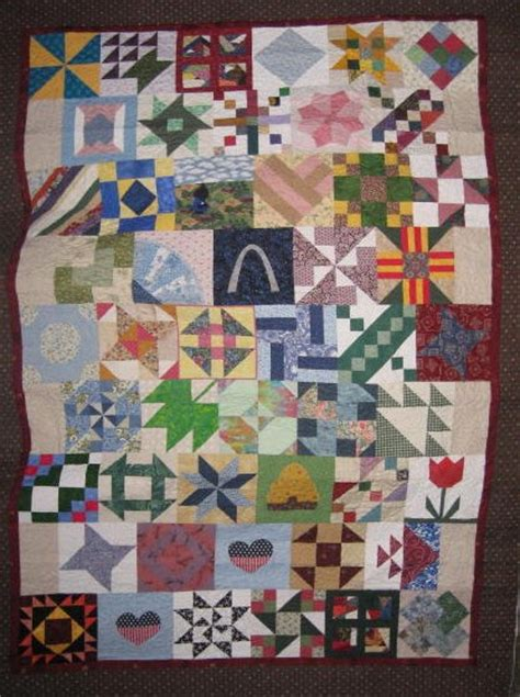 State Quilts by Nifty Fifty Quilters Of America Amish 50 State Quilt Block