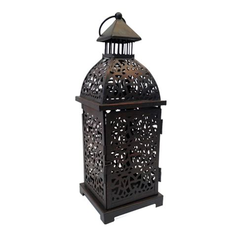 Outdoor Tea Light Holders Moroccan Garden Lanterns Outdoor Candle Tea Light Wedding L Or Crook Holders Ebay