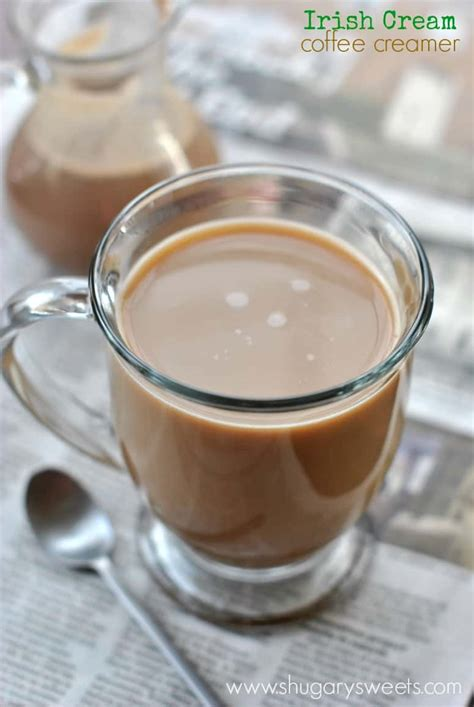 Creamer Coffee recipe for coffee