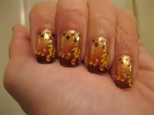 fall color acrylic nails viewing gallery