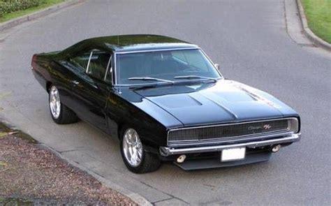 Sublim Polos Custom blackout 1968 dodge charger r t mechanical