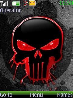 nokia x2 skull themes download skull theme nokia theme mobile toones